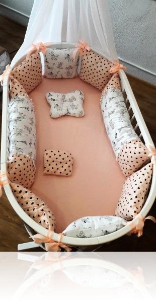 Набор постельного белья 4в1