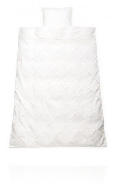 Постельное бельё Stokke цвет White