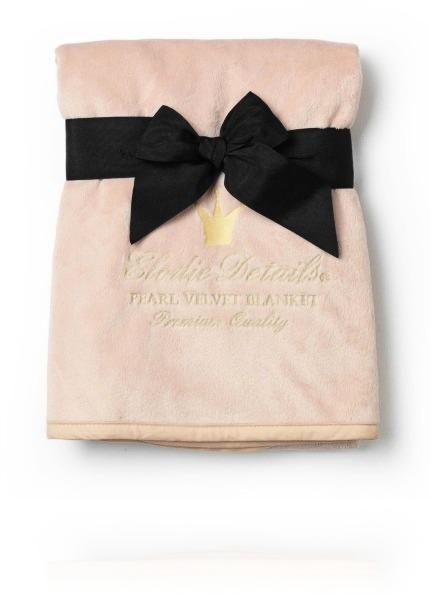 Плед поларовый Elodie Details цвет Powder Pink