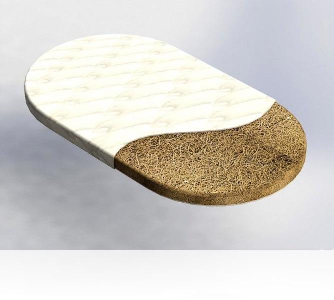 Матрас на кровать Ingvart Baggybed (кокос)