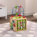 Образовательный куб Kidkraft Bead Maze Cube 63243