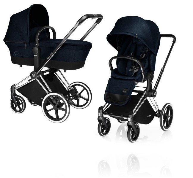 Cybex Priam Lux 2017 цвет Midnight Blue