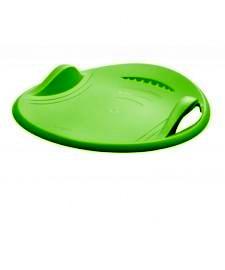 Санки-тарілка Plastkon SUPERNOVA 60 колір GREEN