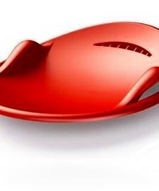 Санки-тарілка Plastkon SUPERNOVA 60 колір RED