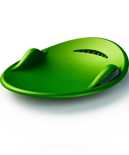 Санки-тарілка Plastkon SUPERNOVA 70 колір GREEN