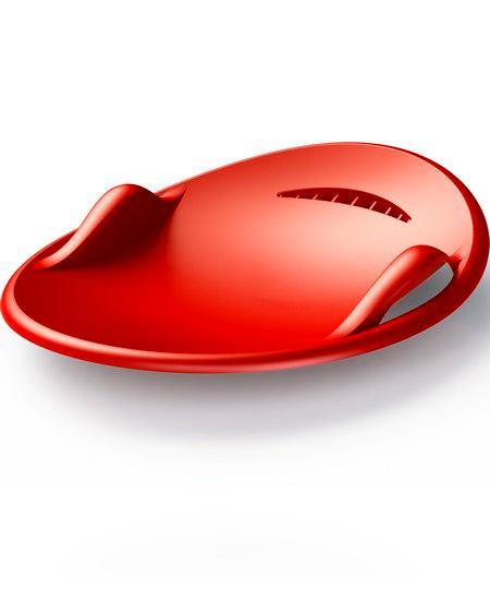 Санки-тарілка Plastkon SUPERNOVA 70 колір RED