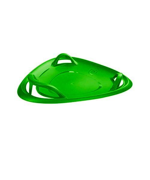Санки-тарілка Plastkon METEOR 60 колір GREEN