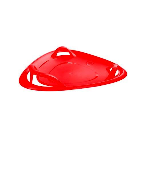 Санки-тарілка Plastkon METEOR 60 колір RED