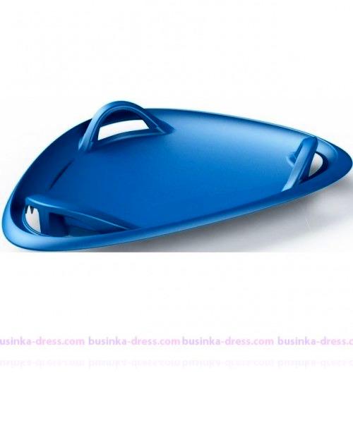 Санки-тарілка Plastkon METEOR 70 колір Blue
