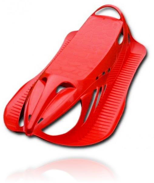 Санки Plastkon FIRECOM колір Red