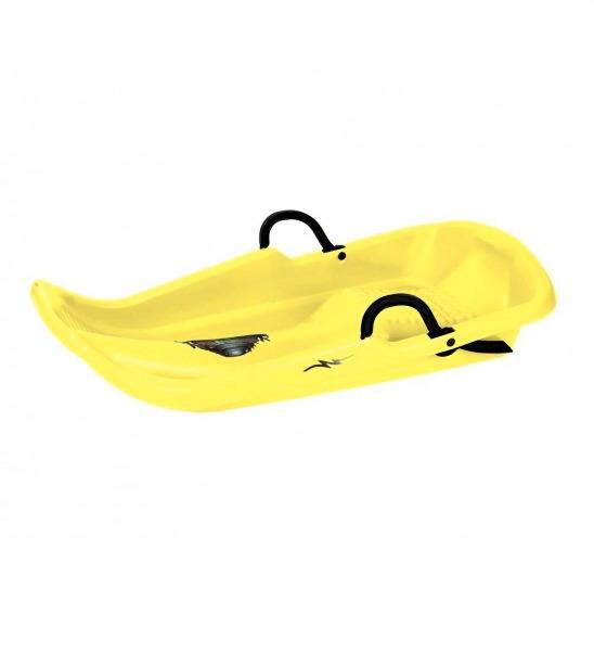 Cанки PLASTKON TWISTER колір Yellow