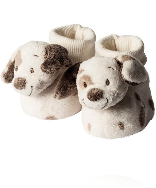 Тапочки 3D Nattou собачка Макс