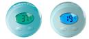Термометр для ванной с подсветкой Babymoov Thermolight Bath Thermometer