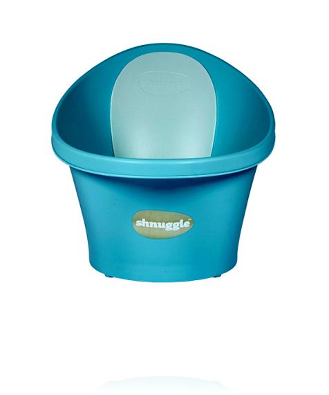 Ванночка Shnuggle Bath колір Aqua