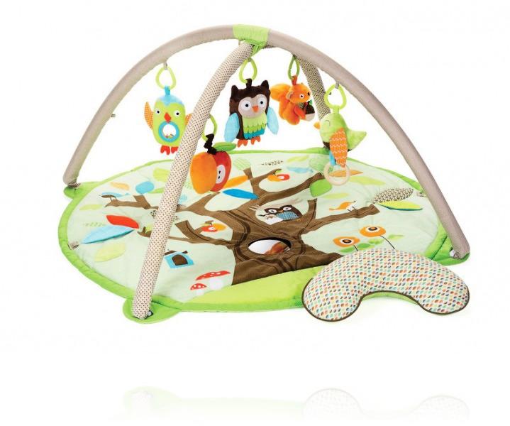 Развивающий коврик Skip Hop цвет Treetop Green