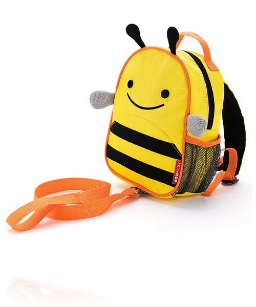 Рюкзак Skip Hop Baby Zoo цвет Bee