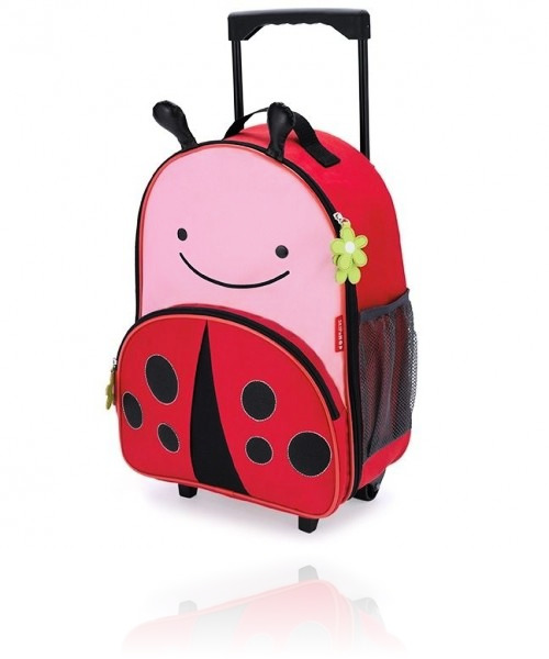 Детская вилиза Skip Hop Zoo цвет Ladybug