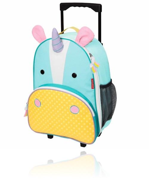 Детская вилиза Skip Hop Zoo цвет Unicorn