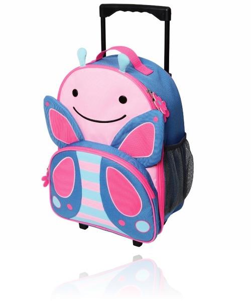 Детская вилиза Skip Hop Zoo цвет Butterfly