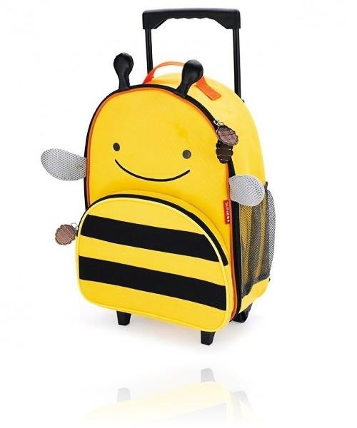 Детская вилиза Skip Hop Zoo цвет Bee