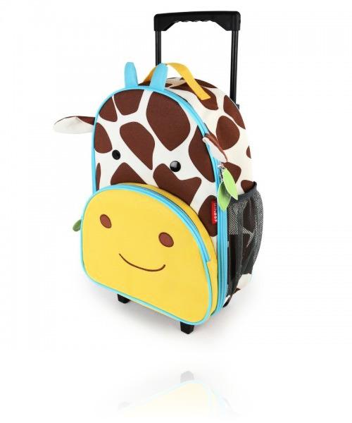 Детская вилиза Skip Hop Zoo цвет Giraffe