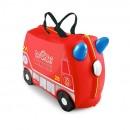 Детский чемоданFrank the Fire Truck Trunki (Фрэнк Огненный грузовик Трунки)