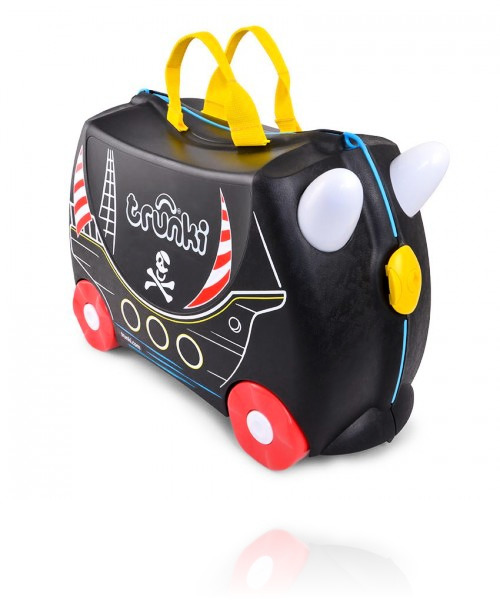 Детский чемоданчик Trunki Pedro the Pirate Ship