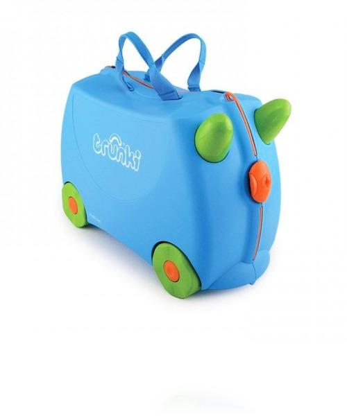 Детский чемоданчик Trunki Terrance