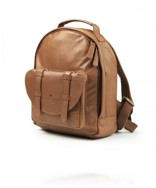 Рюкзак  Elodie Backpack Mini Chestnut Leather