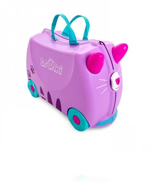 Детский чемоданчик Trunki the Cat