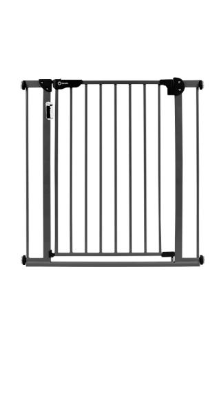 Защитный барьер Lionelo Truus Slim Led цвет Grey
