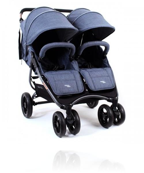 Детская прогулочная коляска Valco Baby Snap Duo Denim