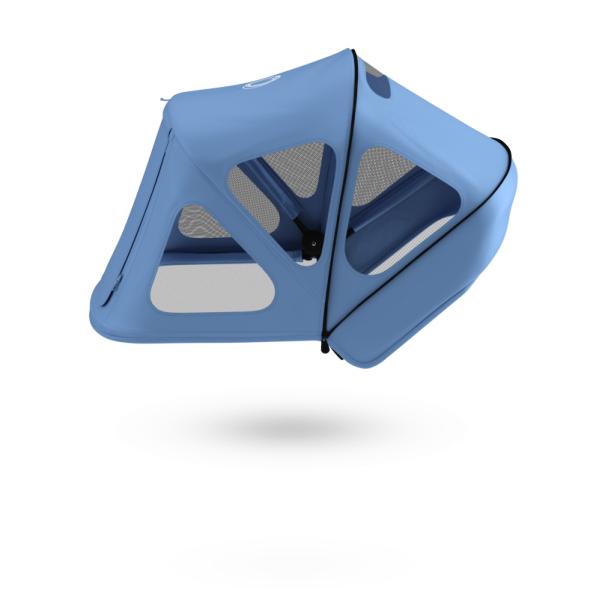 Летний капюшон Bugaboo Runner цвет Ice Blue