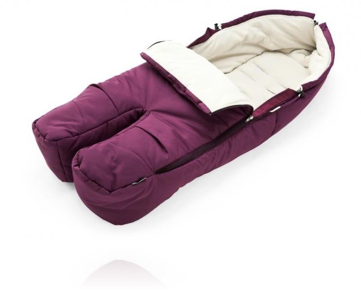 Муфта для ног Stokke цвет  Purple