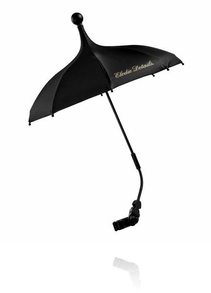 Зонтик к коляске Elodie Details цвет Brilliant Black