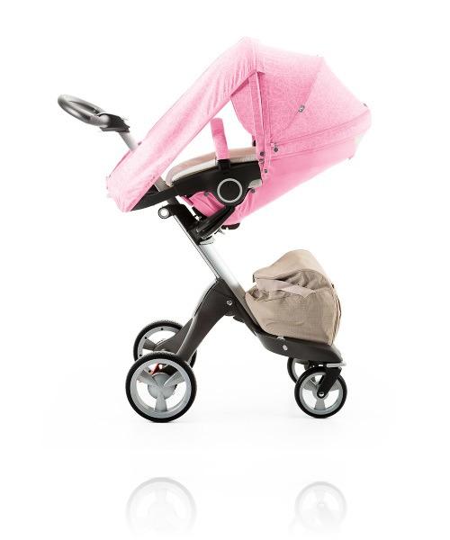 Stokke Summer Kit цвет Peony Pink