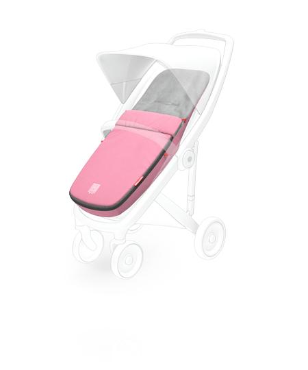 Greentom Footmuff цвет Pink
